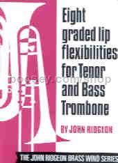 Eight Graded Lip Flexibilities Tenor/bass Tromb