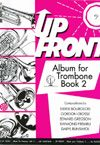 Up Front Album for Trombone, Book 2 (Bass Clef)