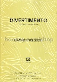 Divertimento for Trombone & Piano