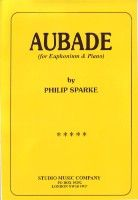 Aubade for Euphonium & Piano (Treble Clef)