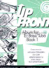 Up Front Album for Eb Bass/Tuba, Book 1 (Bass Clef)