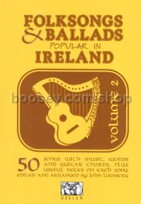 Folk Songs & Ballads Popular In Ireland vol.2