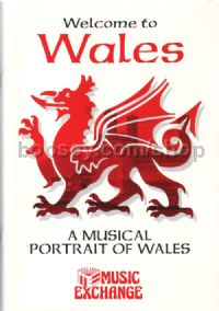 Welcome To Wales (Piano, Vocal, Guitar)