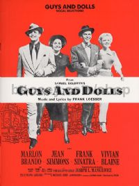Guys and Dolls (vocal selections)