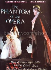 The Phantom of the Opera (title song) (PVG - D minor)