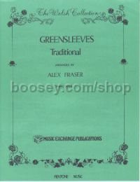 Greensleeves Piano Solo