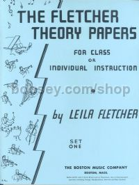 Theory Papers 1