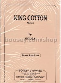 King Cotton (March Card Set)