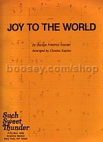 Joy To The World Such Sweet Thunder Series