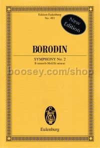 Symphony No.2 in B Minor (Orchestra) (Study Score)