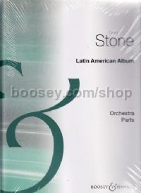 Latin American Album - full score (Young Orchestra Series)