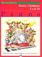 Alfred Basic Piano Merry Christmas Level 1A