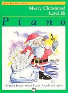 Alfred Basic Piano Merry Christmas Level 1B