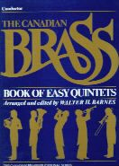 Canadian Brass Easy Quintets Conductor