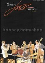 Definitive Jazz Collection (Voice) (2nd Edition)
