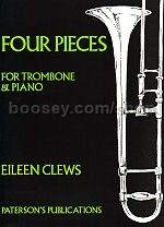 Four Pieces for Trombone & Piano