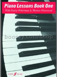 Piano Lessons, Book I