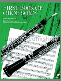 First Book of Oboe Solos (Oboe & Piano)