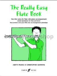 The Really Easy Flute Book (Flute & Piano)