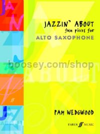 Jazzin' About (Alto Saxophone & Piano)