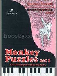 Monkey Puzzles Set I (Piano)