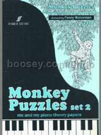 Monkey Puzzles Set II (Piano)