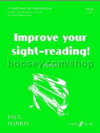 Improve Your Sight-Reading! - Piano Grade 2