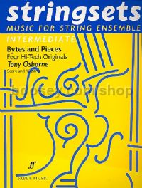 Bytes & Pieces (String Ensemble)