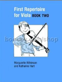 First Repertoire for Viola, Book II (Viola & Piano)
