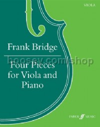 Four Pieces for Viola & Piano