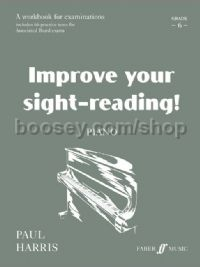 Improve Your Sight-Reading! - Piano Grade 6