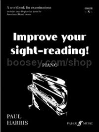 Improve Your Sight-Reading! - Piano Grade 8