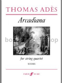 Arcadiana (String Quartet)