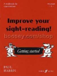 Improve Your Sight-Reading! - Piano Pre-Grade 1