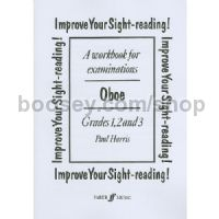 Improve Your Sight-Reading Oboe Grade 1-3