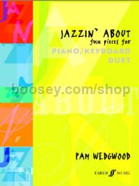 Jazzin' About (Piano Duet)