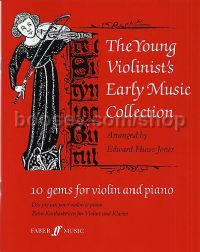 The Young Violinist's Early Music Collection (Violin & Piano)