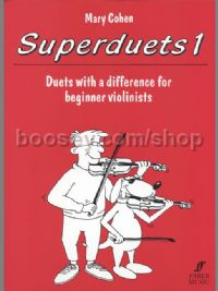 Superduets, Book I (Two Violins)