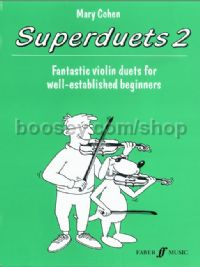 Superduets, Book II (Two Violins)