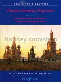 Russian Romantic Repertoire, Book I (Piano)