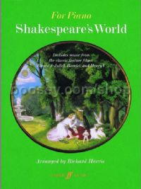 Shakespeare's World (Piano)