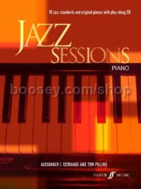 Jazz Sessions (Piano)