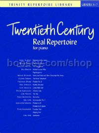 20th Century Real Repertoire for piano