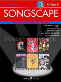 Songscape: Stage & Screen (Piano, Voice & Guitar)