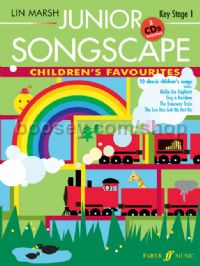 Junior Songscape: Children's Favourites (Voice & Piano)
