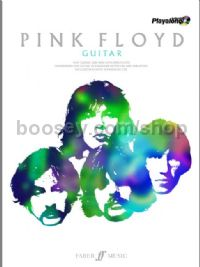 Pink Floyd: Authentic Guitar Playalong (Guitar Tablature)