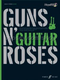 Guns N' Roses: Authentic Guitar Playalong (Guitar Tablature)