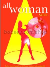All Woman Soul (Book & CD)