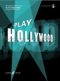 Play Hollywood (Flute & Piano)