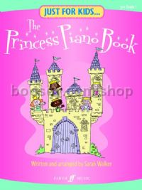 Just For Kids: The Princess Piano Book